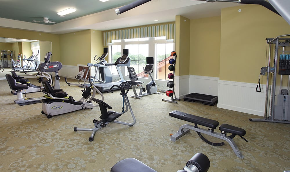 Fitness at American House Wildwood