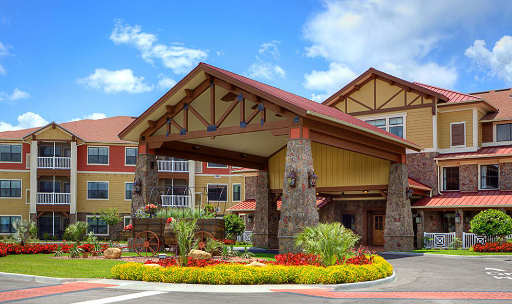 Wildwood fl senior living in sumter county american for Americanhouse com