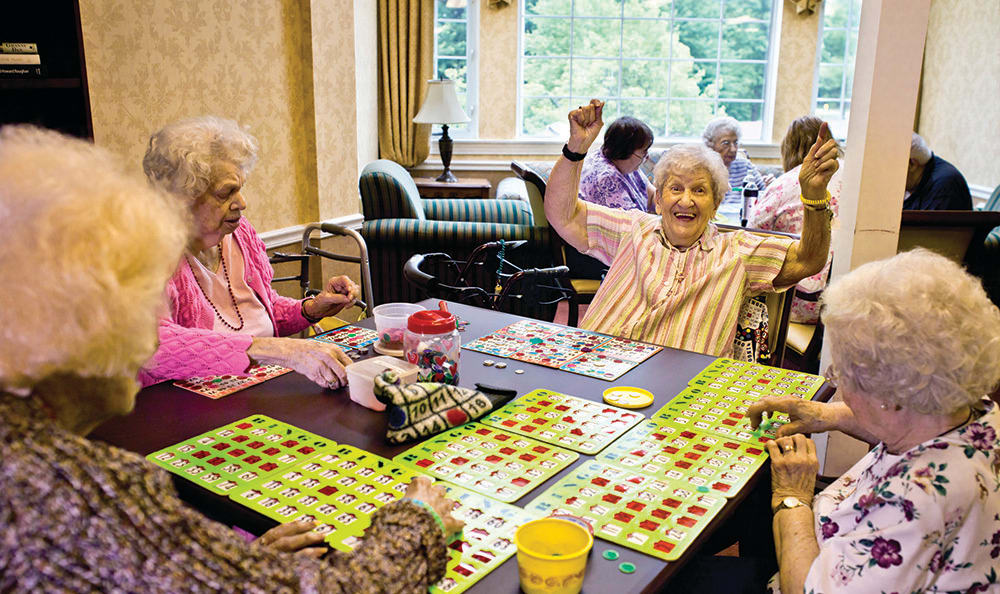 Activities At Senior Living In Plainfield, IL