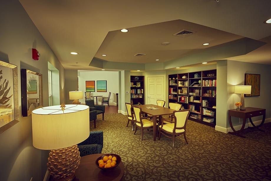 Library at Bonita Springs, FL