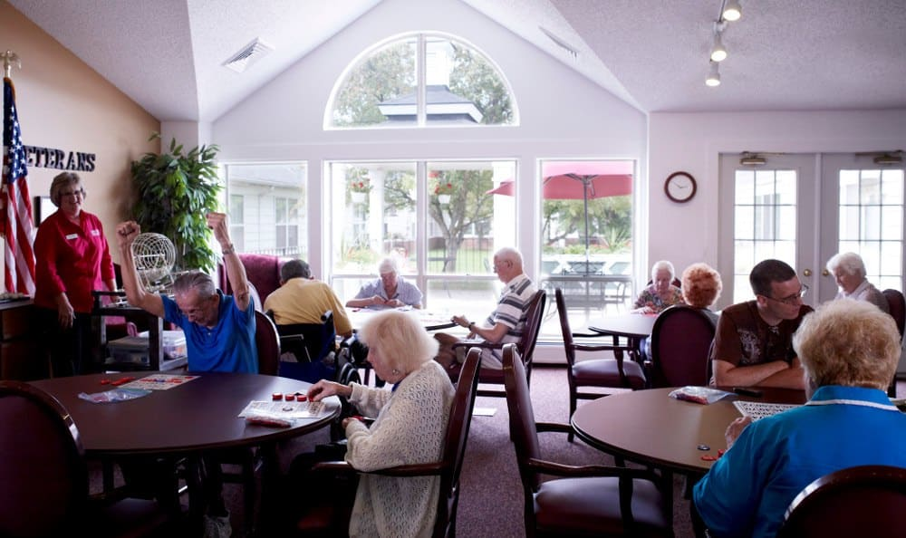 Activities At Senior Living In Rochester Hills MI