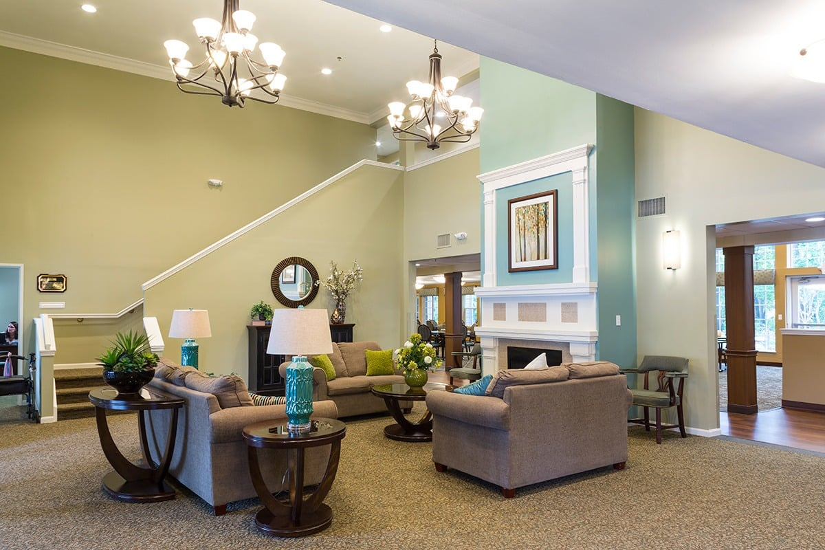 Warm and Welcoming Facility At Senior Living In Grand Rapids, MI