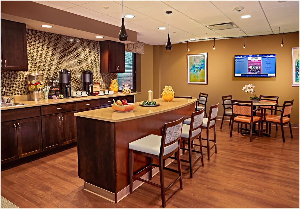 Anytime Cafe At Senior Living In Grosse Pointe Farms, MI