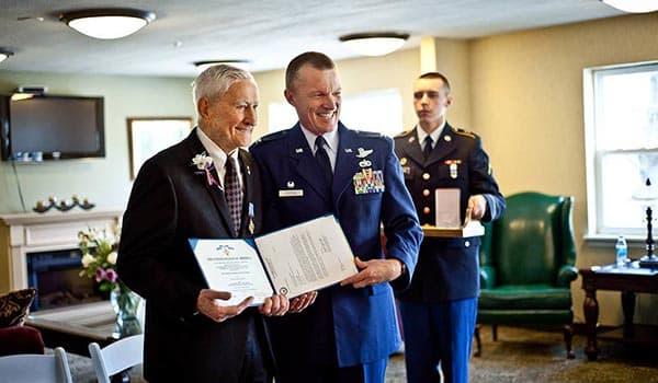 Veterans At Senior Living In Grosse Pointe Farms, MI