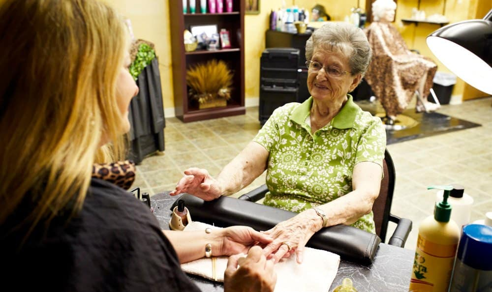 Activities At Senior Living In Riverview, MI
