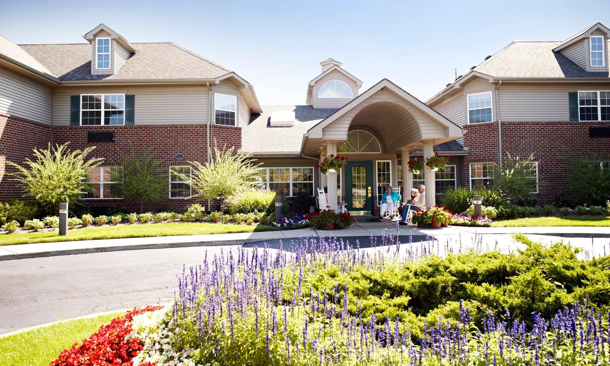 Lovely Www.americanhouse.com #9: Senior Living In W Bloomfield, MI