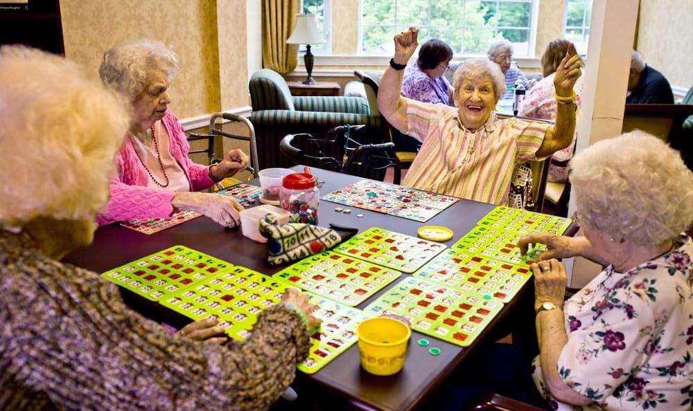 Activities At Senior Living in Westland, MI