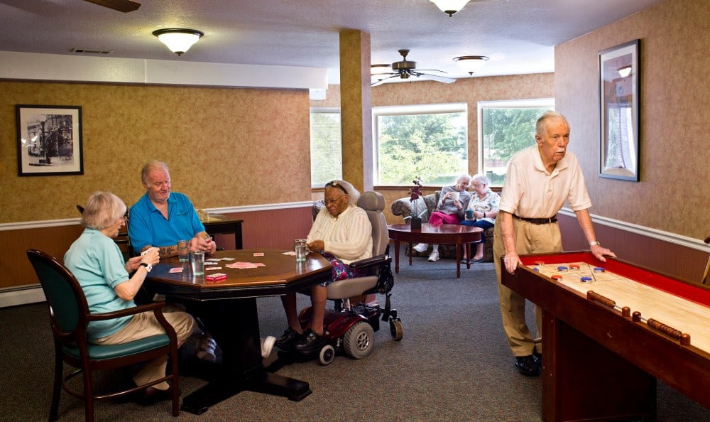 Activities At Senior Living in Westland, MI