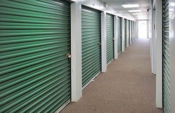 Fort Wright Self Storage Interior Units