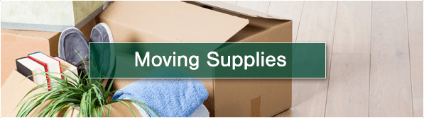 We offer all of the self storage supplies you need in Wilder