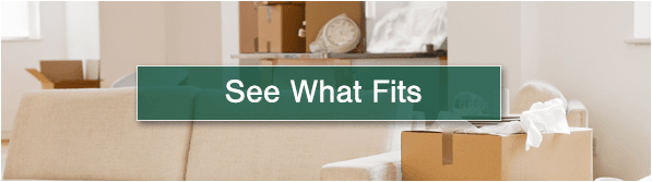 Find out the right size Wilder storage unit to fit your needs