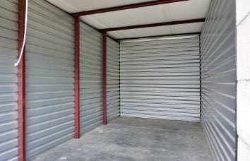 Spacious Wilder self storage office