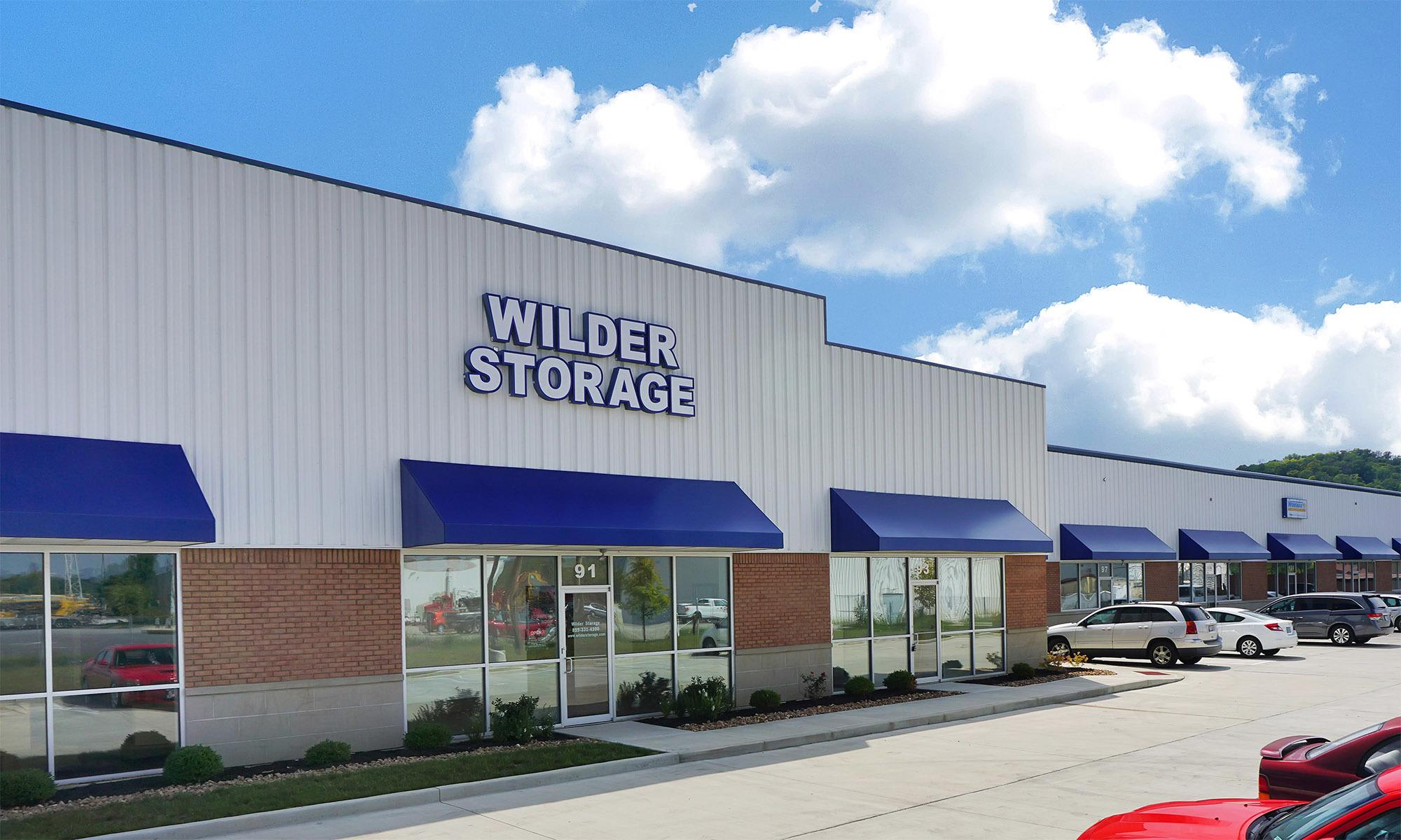 Self storage in Wilder KY