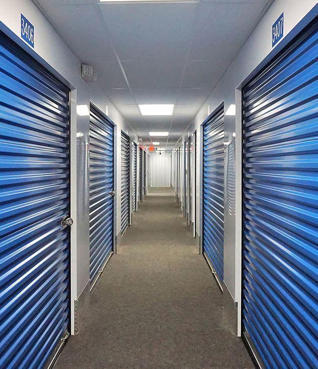 Storage solutions in Wilder