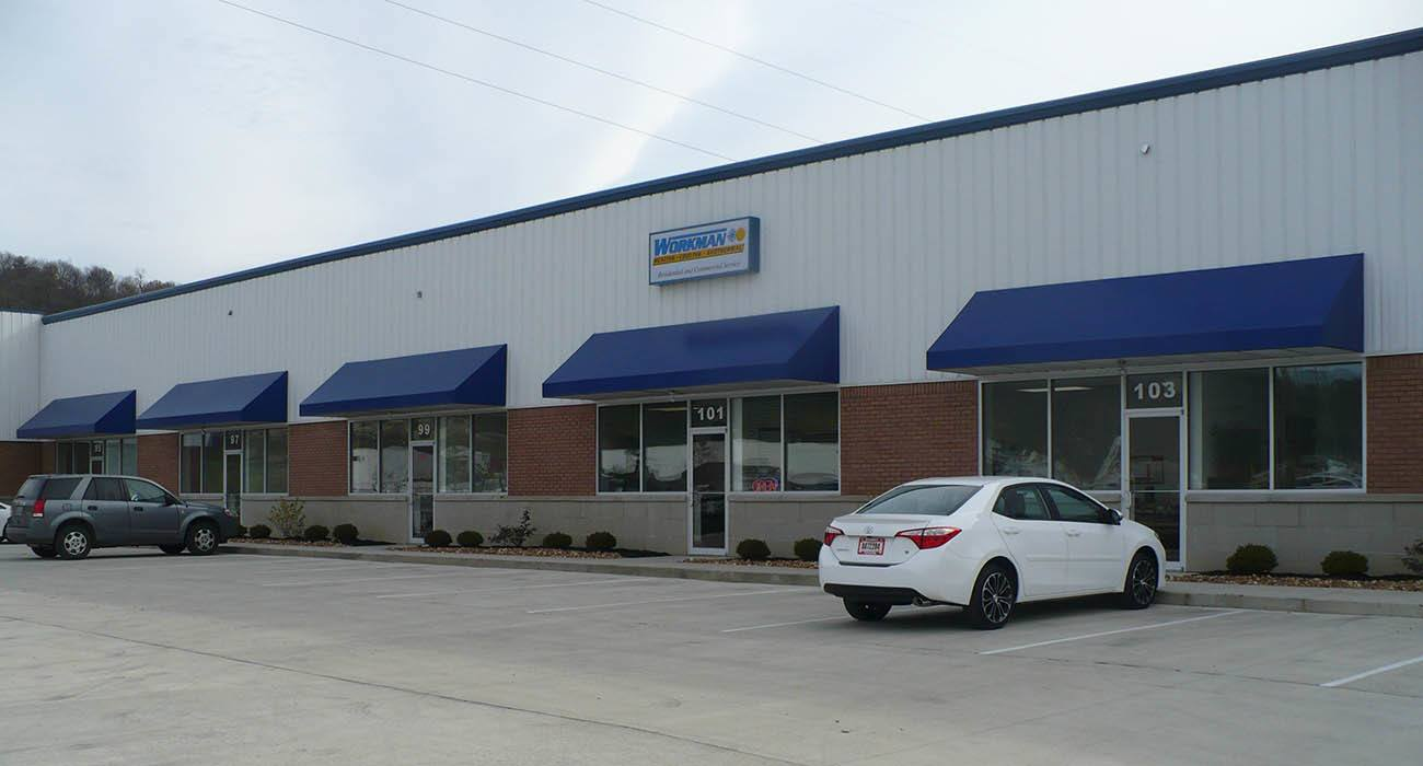 One of our many commercial property offerings