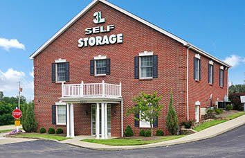 One of our many self storage facilities