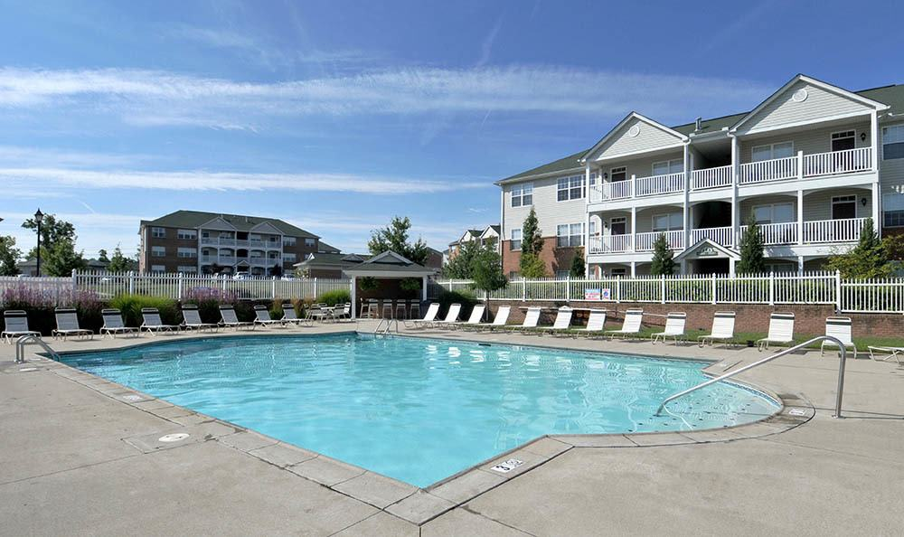 Wilder Apartments Feature Fantastic Pool