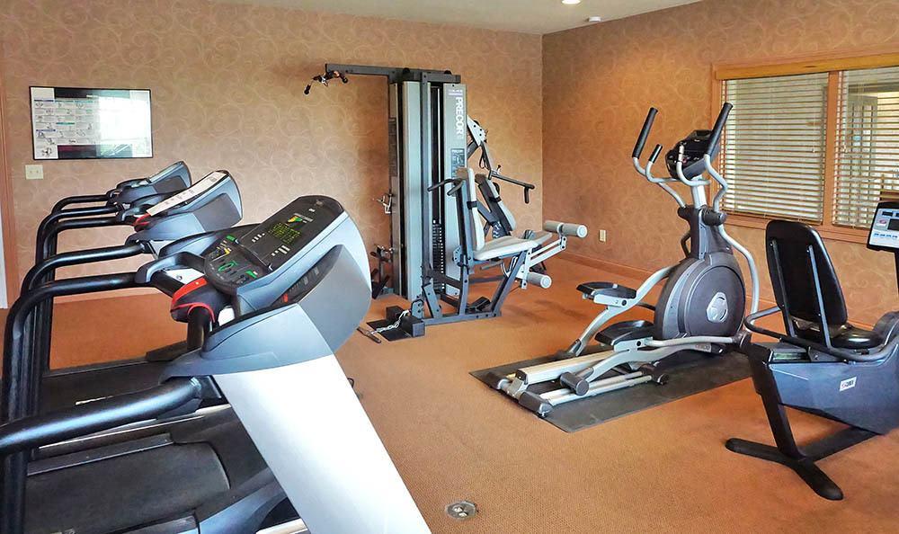 Wilder Apartments Workout Center
