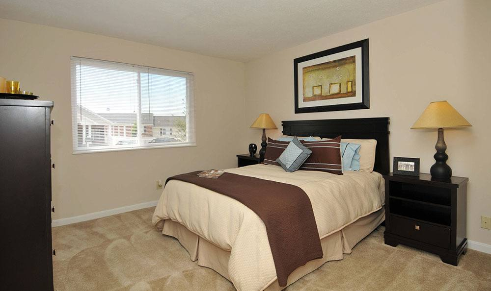 Master Bedroom at Reserve at Ft. Mitchell Apartments