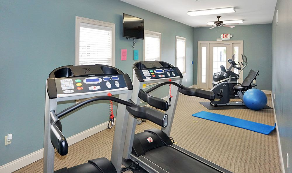 Fitness Center at Reserve at Ft. Mitchell Apartments in Ft. Mitchell, KY