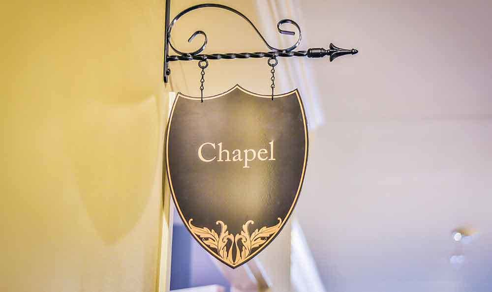 Chapel At Our Senior Living Home In Covington