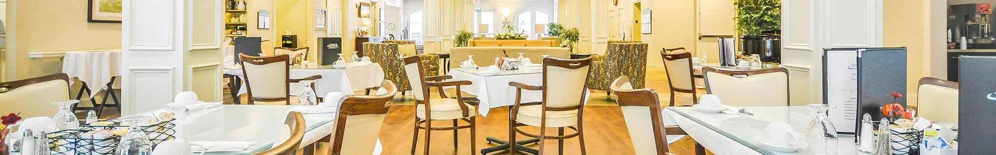 Senior living options at the senior living community in Covington