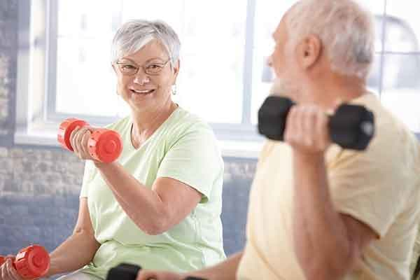 Wellness programs for seniors in Louisiana