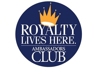 Royalty lives here, the ambassadors club at The Trace