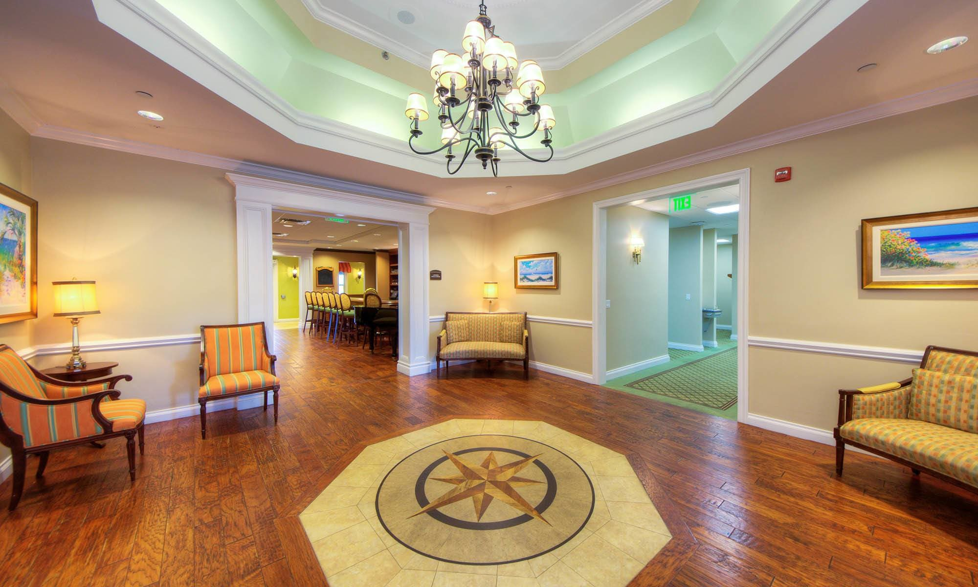 Welcome to our luxury senior living community in Sun City Center!