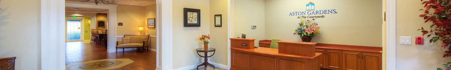 Senior living options at the senior living community in Venice