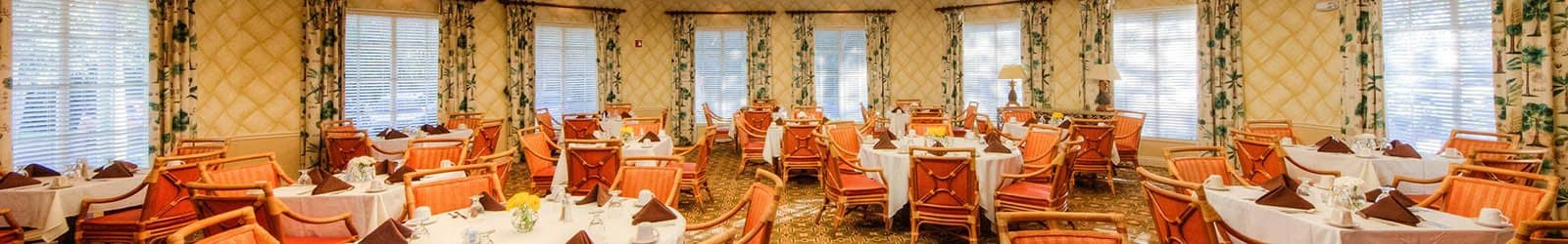 Senior living options at the senior living community in Tampa