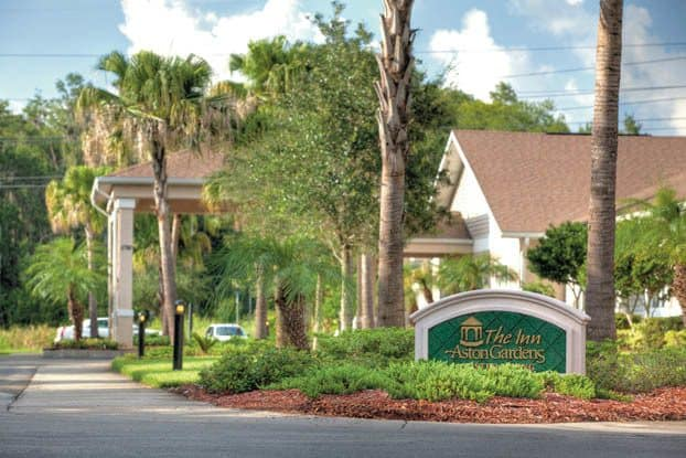 Home is where the heart is at Aston Gardens At Tampa Bay