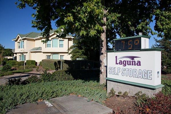 Storage Solutions At Laguna Self Storage In Elk Grove