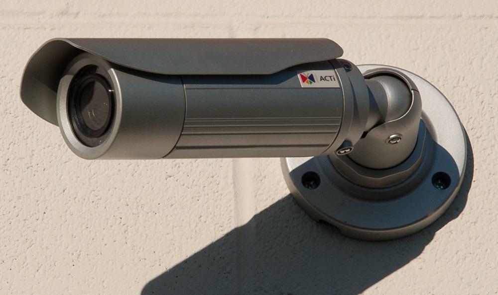 Security Camera in CA