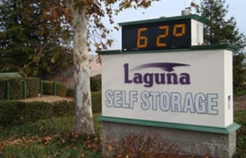 Laguna Self Storage in Elk Grove California