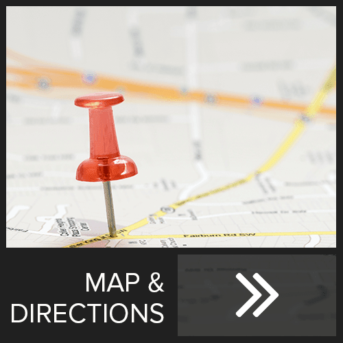 Directions to self storage in Auburn