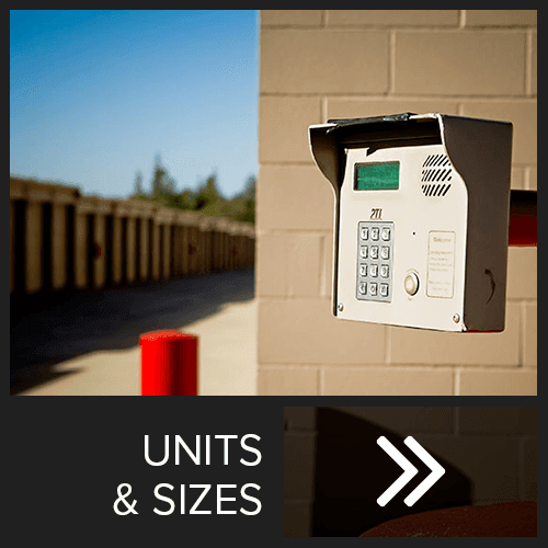 Charmant Unit Sizes And Prices At Sierra College Self Storage