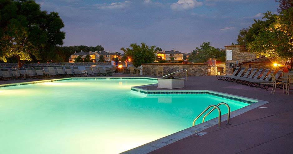 TAVA Waters offers a swimming pool in Denver, CO