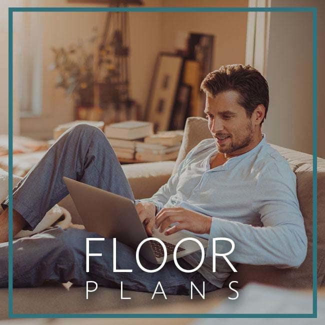 Floor plans at TAVA Waters