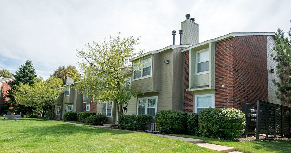 Our apartments & townhomes in Naperville, IL showcase a spacious private patio