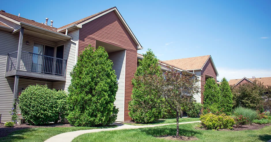 Our apartments in Carmel, Indiana