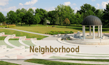 Carmel apartments has a wonderful neighborhood with lots to do