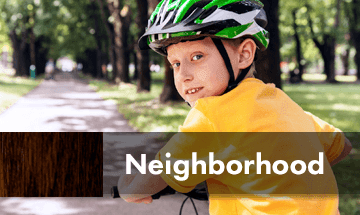 View our wonderful neighborhood for the apartments for rent in Naperville