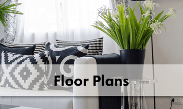 View our spacious floor plans at the apartments for rent in Plantation
