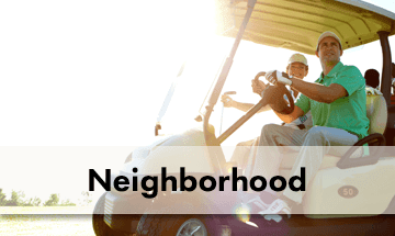 View our wonderful neighborhood for the apartments for rent in Irving