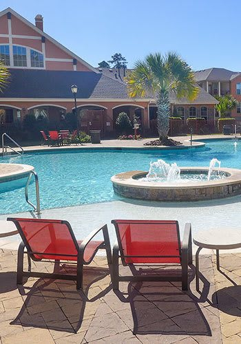 Our luxurious apartment complex in Conroe, TX