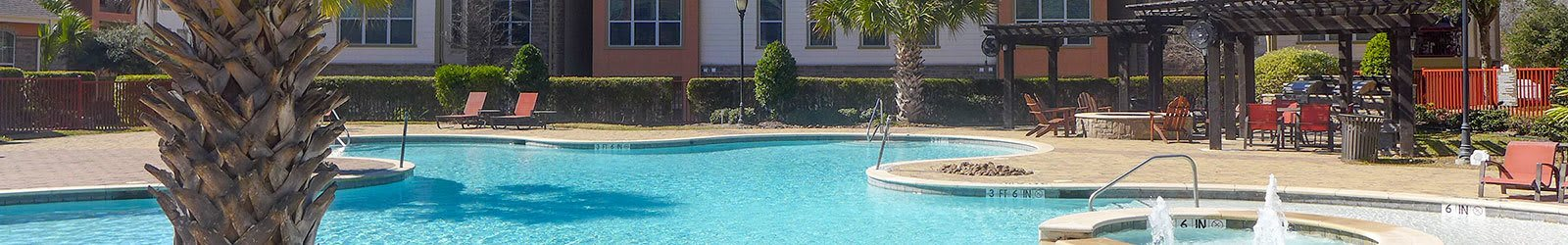 Spacious floor plans at the apartments for rent in Conroe