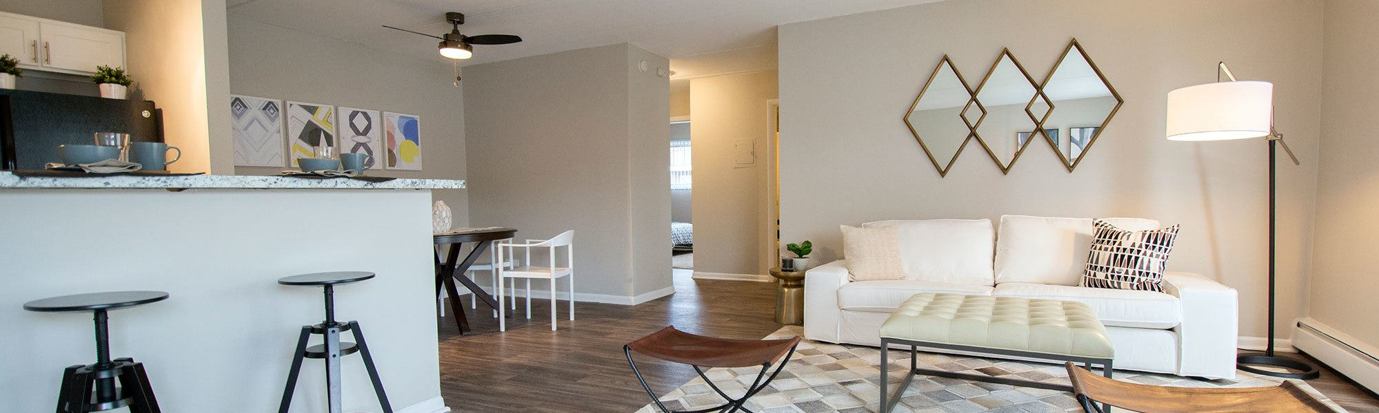 Resident information for the apartments for rent in Westmont
