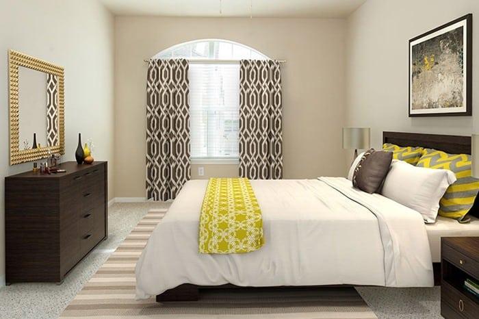 Bedroom at Grand Parkway in Katy,TX
