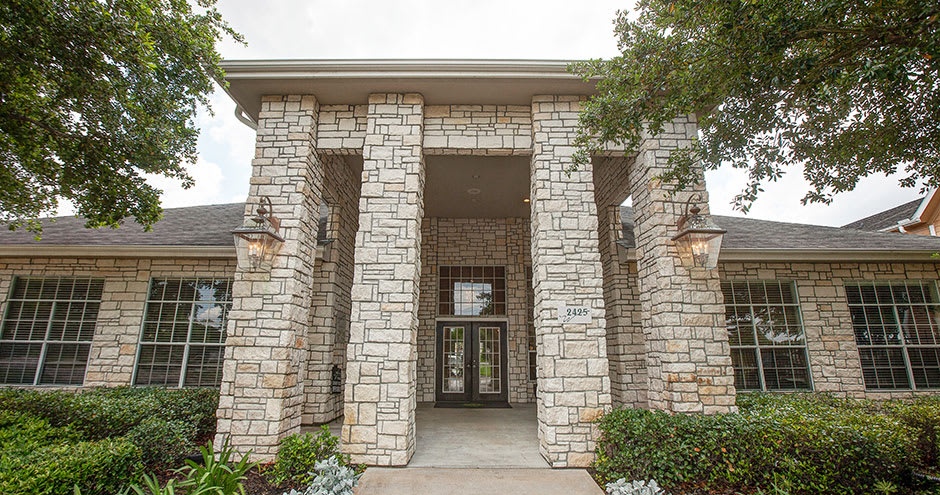 Our apartments in Katy, TX offer a entryway